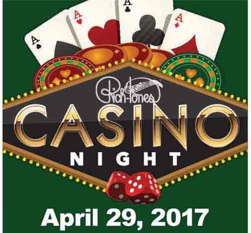 Rich-Tone Chorus 2017 Casino Night
