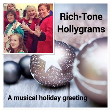 Rich-Tone Chorus Hollygram 20167