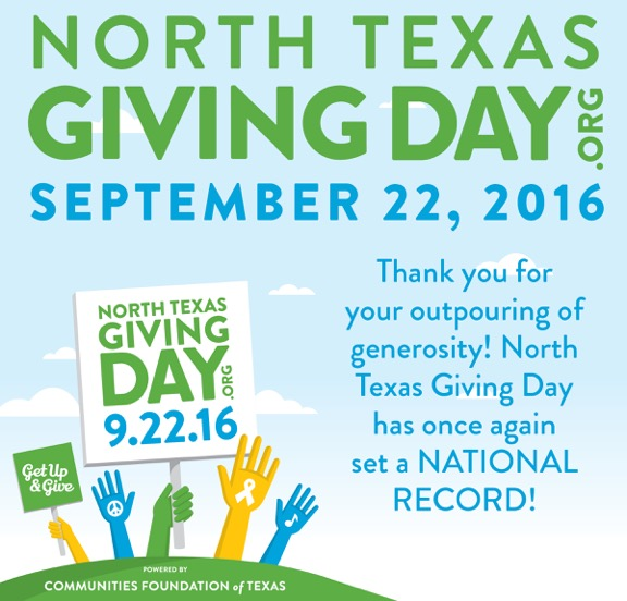 North TX Giving Day